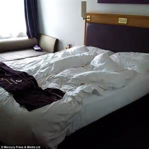 Premier Inn Mattress Sale by Horror Of Businessman Who Checked Into Filthy Premier