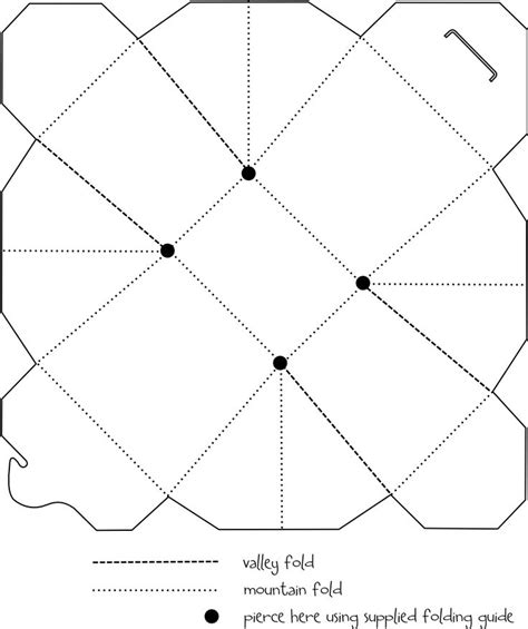takeout box template takeout box pattern snappy stuff