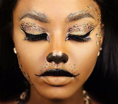 halloween hairstyles and makeup halloween makeup for black women hergivenhair