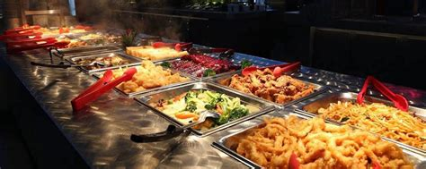 One Man Tests The Limits Of Mandarin S Infamous All You All You Can Eat Buffets