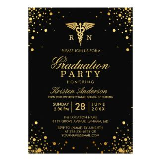 nursing school graduation invitations announcements zazzle