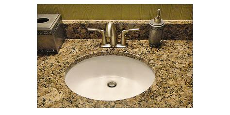 bathroom sink granite countertop alan carmine flooring countertop solutions