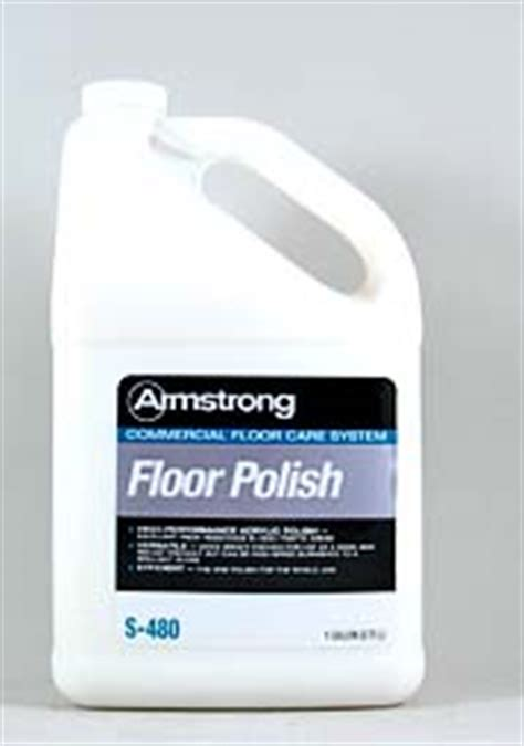 armstrong s 480 commercial floor polish pounds