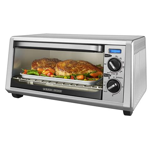 B D Toaster Oven upc 050875805279 black decker to1430s countertop