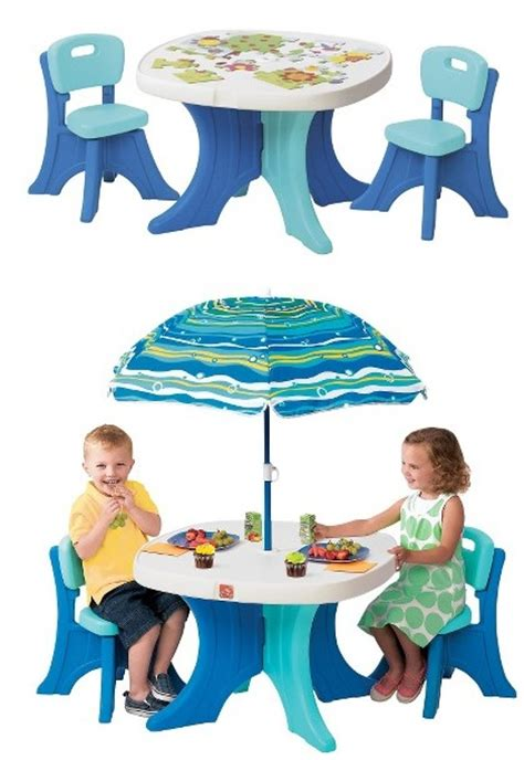 step2 table and chairs blue step2 table and chairs blue chairs seating