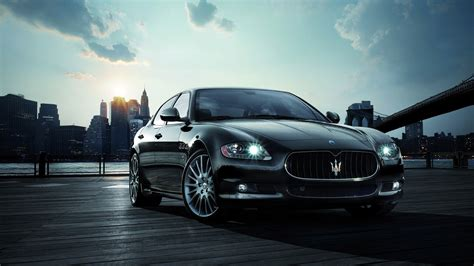 The Car Maserati Car Wallpaper Maserati Quattroporte Car Humor
