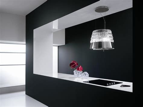 kitchen island extractor fans cooker hoods with the wow factor