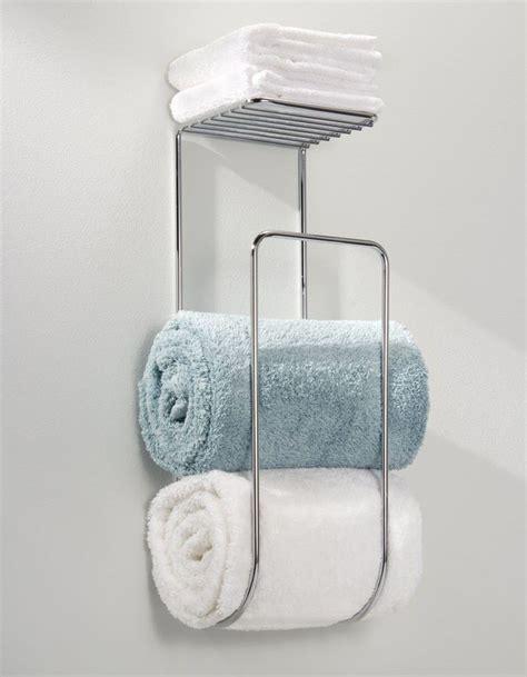 bathroom towel storage wall mounted bathroom towel rack shelf organizer wall mounted holder