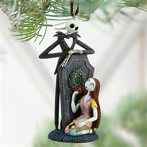 ornament nightmare before christmas nwt disney store ebay