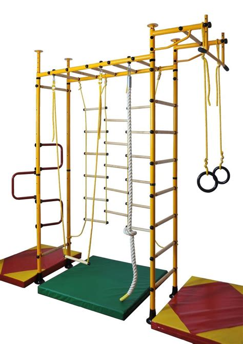 gymnastic wall sports equipment home fitness jungle