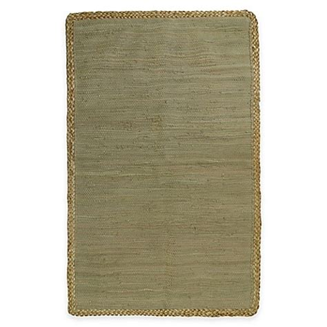 b smith rugs park b smith jute border accent rug bed bath beyond