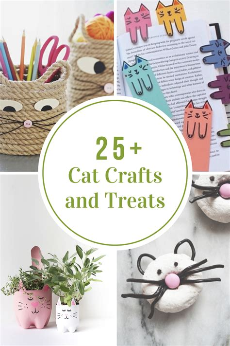 ideas for a cat cat craft and treat ideas for the idea room