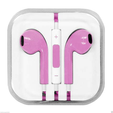 Trand Original Earpod Earphone For Iphone Ipod Touch 4 5 5s 6 6 iphone5 earbuds earpods earphone headphone w remote mic