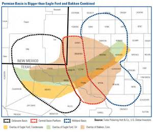 permian basin map an american energy revolution the market oracle