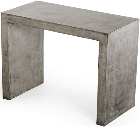 how to a concrete table frantz concrete bar table cement table top industrial