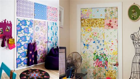 ideas  decorar puertas