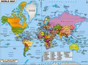 World Map Atlas by Download Atlas World Map Ias Upsc Exam Portal India
