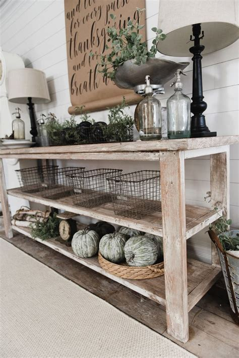 French Country Kitchen Island Best 25 Console Table Ideas On Pinterest Woodworking