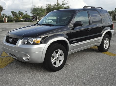 2007 ford escape hybrid 2007 ford escape hybrid pictures cargurus