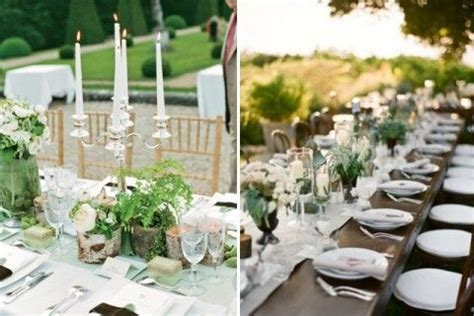 rustic wedding table settings 17 best images about rustic wedding table settings on