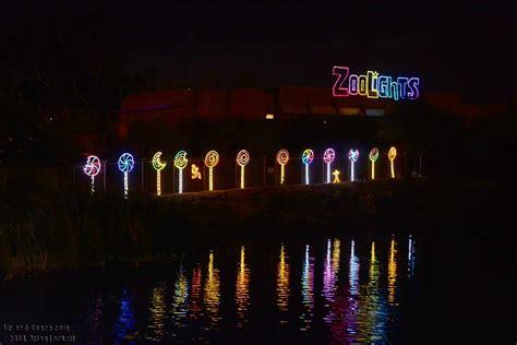 zoo lights near me air and space com phoenix zoo lights december 16 2013