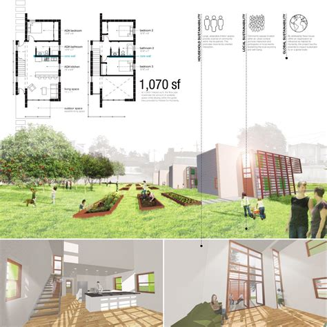 green housing design gallery of winners of habitat for humanity s sustainable