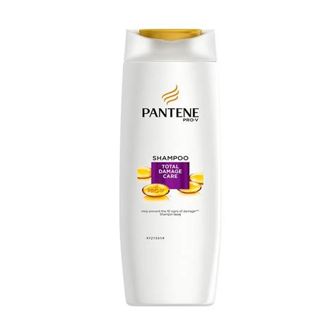 Harga Pantene Damage Care jual pantene shoo total damage care 320 ml