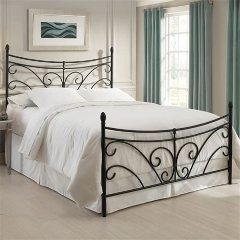 Metal King Headboard Doral King Metal Bed Frame Headboard Footboard Picture 00 Bed Headboards