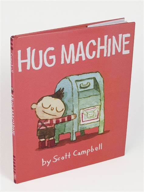 hug machine books hug machine is out today pyramidcar