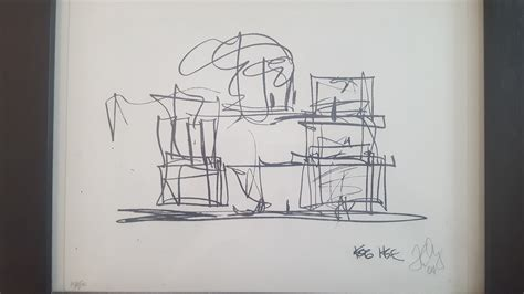 frank gehry for sale