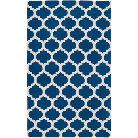 Patterned Rug by The Rug Blues