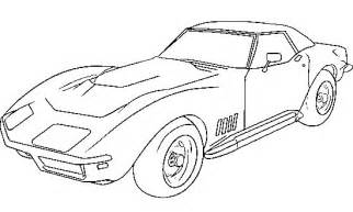 corvette coloring pages corvette 1979 coloring page corvette car coloring pages