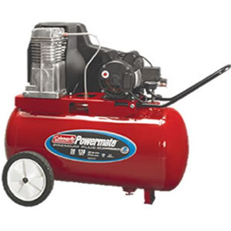 20 gallon lubricated belt drive air compressor