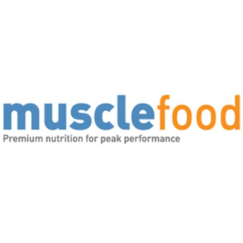 muscle food voucher codes & discount codes 10% off