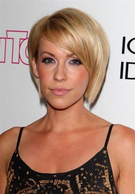 section hair for side part bangs sleek short side part bob haircut with side sweep bangs