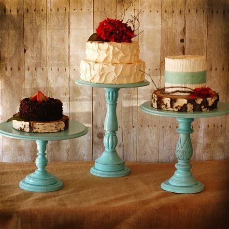 Handmade Cake Stands - wedding cake stands that ll make the cake