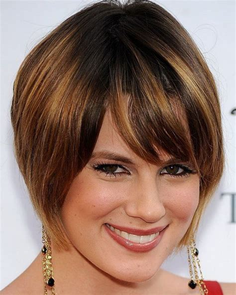 short hairstyles with bangs for over 50 short hairstyles and cuts short hairstyles for thick