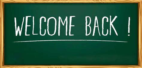 welcome back welcome back st charles catholic school