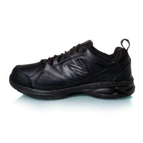 mens cross sneakers new balance 624v4 mens cross shoes black
