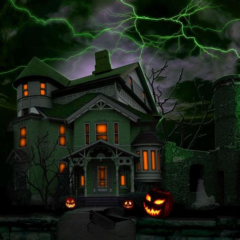 x haunted house haunted house spooky