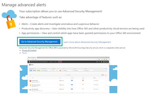 Office 365 Portal Alerts What Is Advanced Security Management In Office 365 And