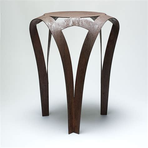 Looking Stool by Schwarzwald Stool Unique Rust Looking Stool Home Building Furniture And Interior Design Ideas