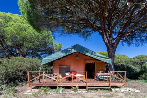 Tent Houses luxury vacation rental spain