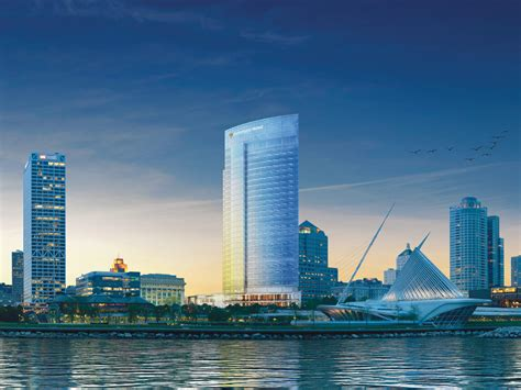 A handful of new projects are transforming Milwaukee's downtown skyline Archpaper.com