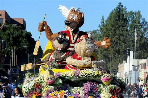 theme rose parade donald trump targeted by skywriters at the rose parade
