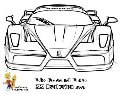 free ferrari coloring pages book for kids boys com heart pounding ferrari coloring ferrari cars free