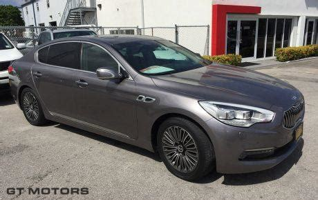 gt motors » used kia quoris 2013