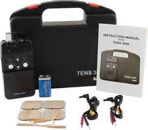 home tens unit tens 3000 3 mode analog tens unit tenspros