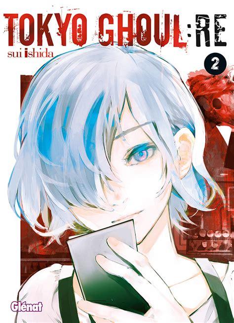 vol 2 tokyo ghoul re news