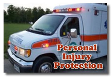 Car Insurance Personal Injury personal injury protection